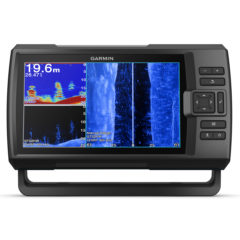Garmin STRIKER Vivid 9sv Fishfinder with GT52HW-TM Transducer