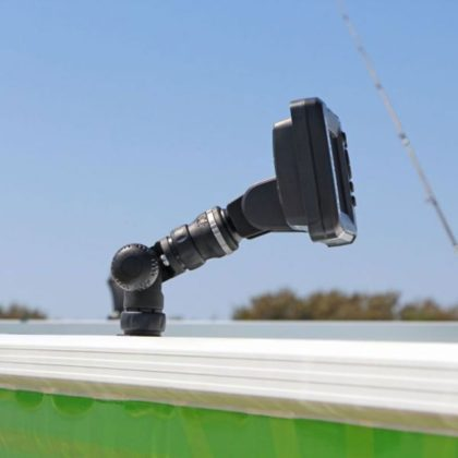 Fish Finder Mount R-Lock Hook 2