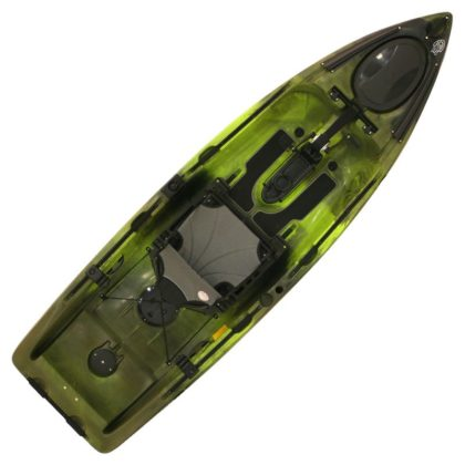 Native Watercraft Titan 10.5 Propel Kayak Lizard Lick