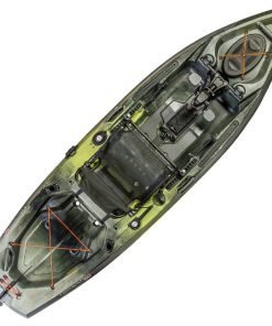 Old Town Topwater PDL Angler Kayak First Light