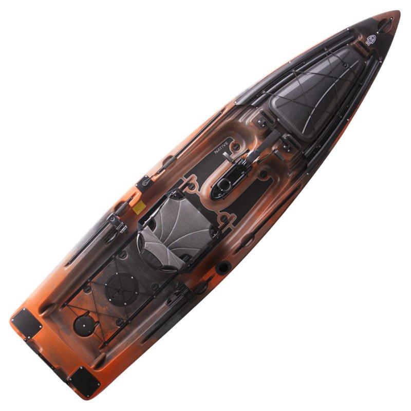 Native Watercraft Titan 13.5 Propel Kayak Copperhead