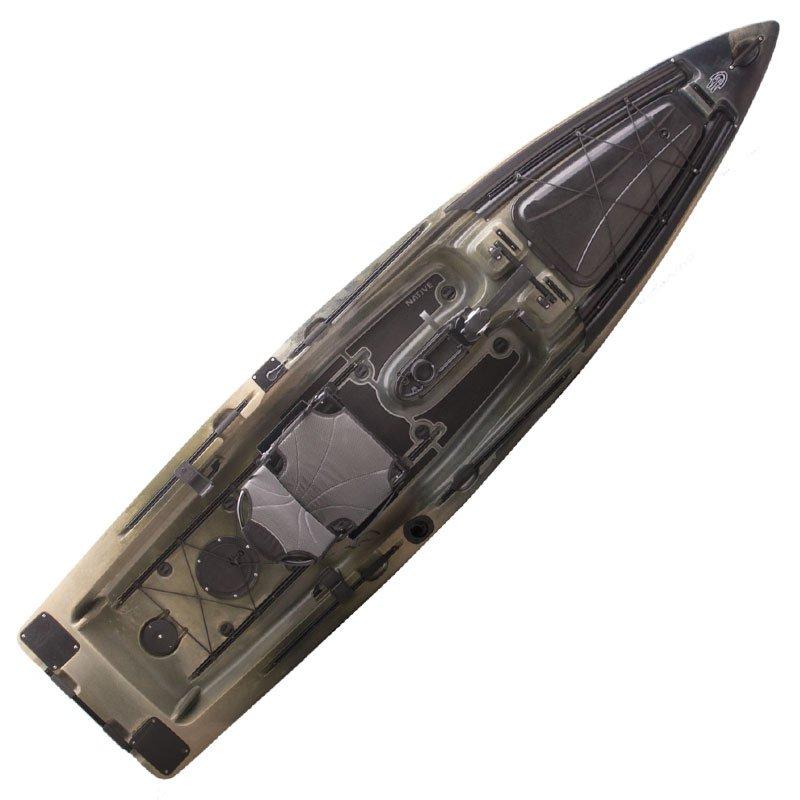 Native Watercraft Titan 13.5 Propel Kayak Hidden Oak