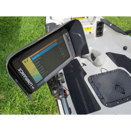 Lowrance 3 in 1 Ready Transducer Mount