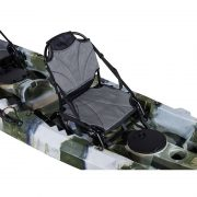 Double Agent Tandem Fishing Kayak Army Camo