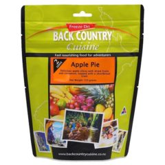 Back Country Cuisine Apple Pie