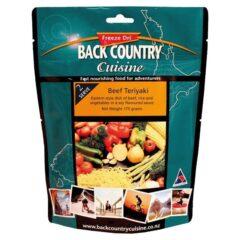 Back Country Cuisine Beef Teriyaki