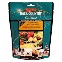 Back Country Cuisine Roast Lamb & Vegetables