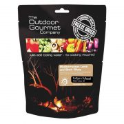 Outdoor Gourmet Mediterranean Lamb with Black Olives Double Serve