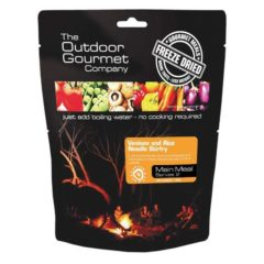 Outdoor Gourmet Venison Stirfry Double Serve