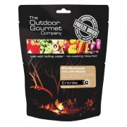 Outdoor Gourmet Wild Mushroom & Lamb Risotto Double Serve