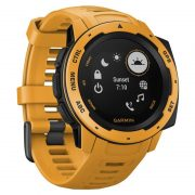Garmin Instinct Outdoor GPS Watch Sunburst