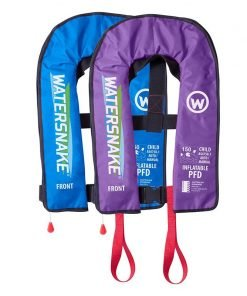 Watersnake Children's Auto/Manual Inflatable PFD Level 150