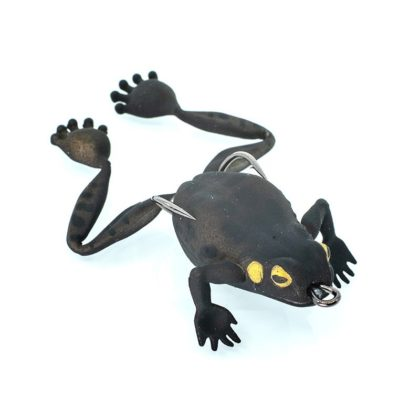 Bobbin Frog Black Knight