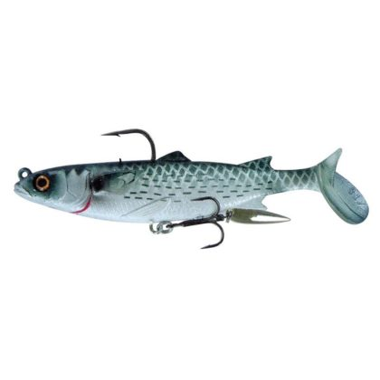 Chasebaits Poddy Mullet Silver Mullet