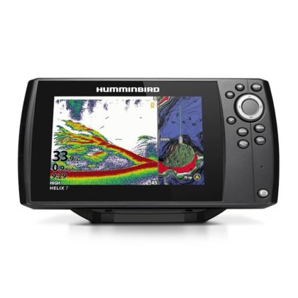 Helix 7 CHIRP DS GPS G3N