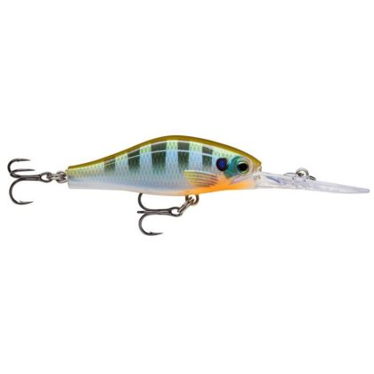 Rapala Shadow Rap Jack Deep Blue Gill