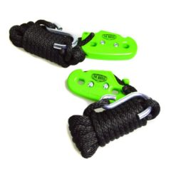 "YakGear Tie Boss 2 Pack 1/4"" - Green"