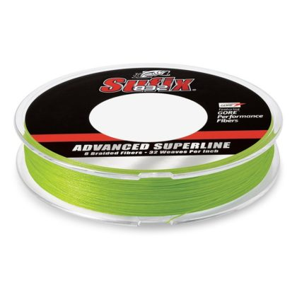 Sufix 832 Braid Neon Lime Fishing Line