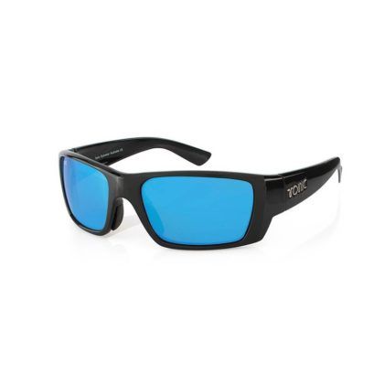 Tonic Rise Slice Fishing Sunglasses Blue Mirror