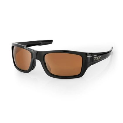 Tonic Trakker Slice Fishing Sunglasses Photochromic Copper