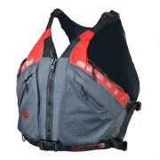 Ultra Pinnacle Series III Adult Kayaking L50 PFD Red