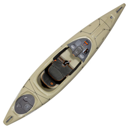 Wilderness Systems Pungo 120 Sit-In Kayak Fossil Tan