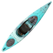 Wilderness Systems Pungo 120 Recreational Paddle Kayak Breeze Blue