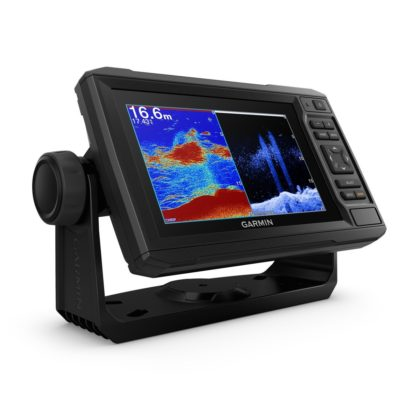 Garmin ECHOMAP 65cv UHD with GT24UHD-TM Transducer