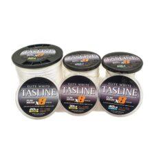 Tasline Elite White Braided Fishing Line
