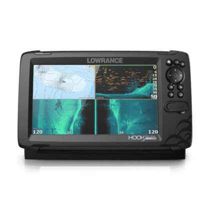 Lowrance HOOK Reveal 9 Fishfinder