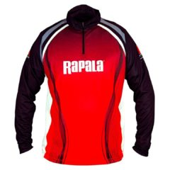Rapala Tournament Shirt 2019 Red