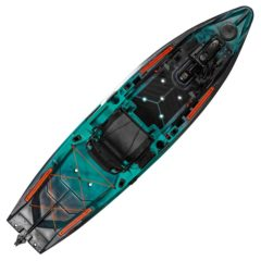 Old Town Sportsman AutoPilot 120 Fishing Kayak Photic Camo