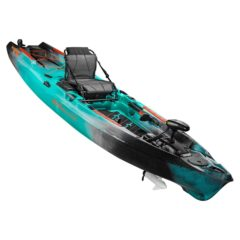 Old Town Sportsman AutoPilot 136 Fishing Kayak Photic Camo
