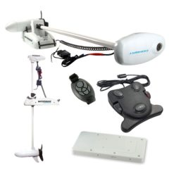 Watersnake Combat Bow Mount Electric Motor