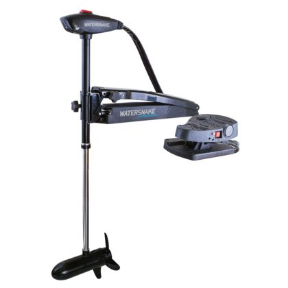 """Watersnake Hawser 54lb/48"""" Cable Steer Bow Mount Electric Motor"""