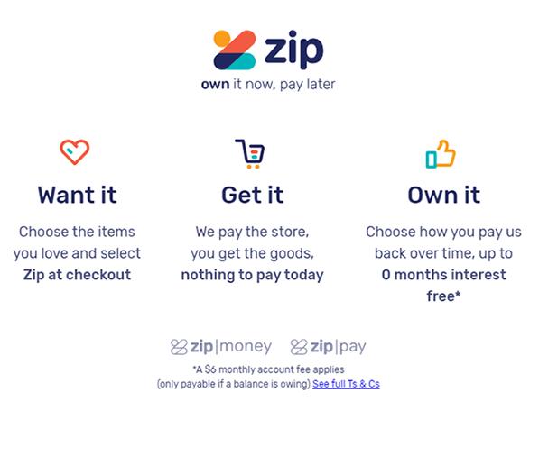 Zip Info