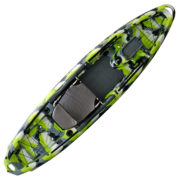 3 Waters Big Fish 120 Fishing Kayak Green Camo