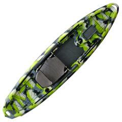 3 Waters Big Fish 120 Fishing Kayak Green Camo