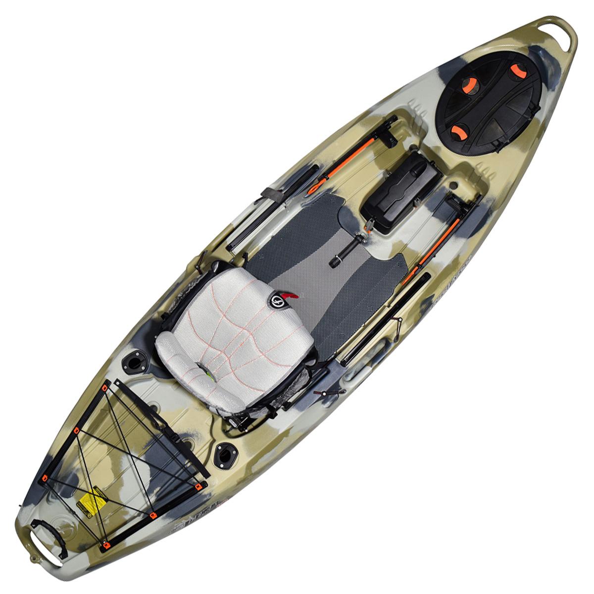 Feelfree Lure 10 Fishing Kayak Desert