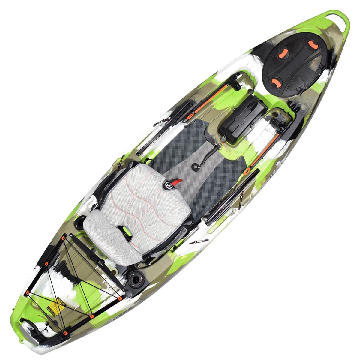 Feelfree Lure 10 Fishing Kayak Lime