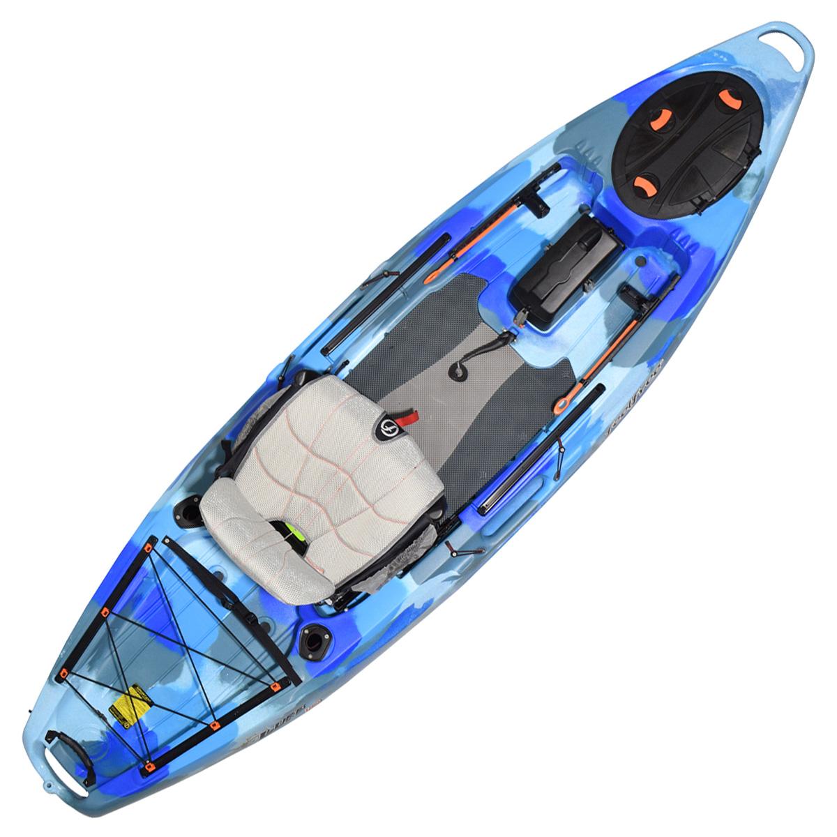 Feelfree Lure 10 Fishing Kayak Navy