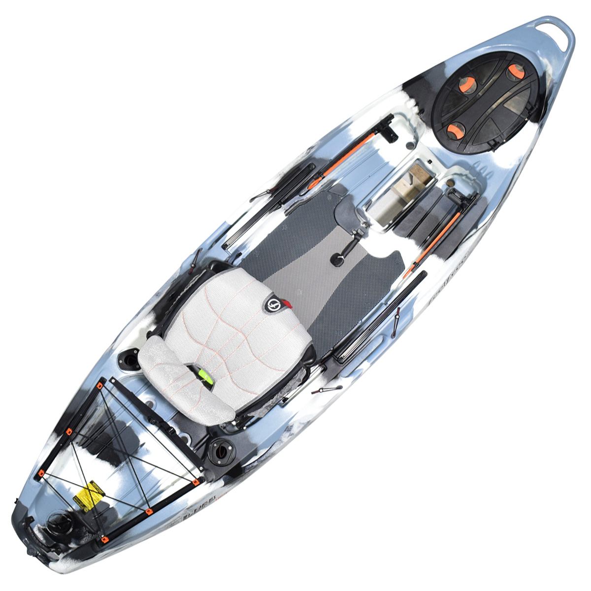 Feelfree Lure 10 Fishing Kayak Winter