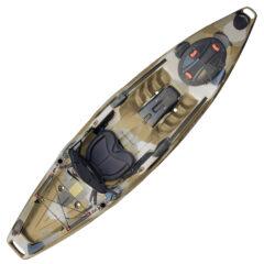 Feelfree Moken 10 Lite Fishing Kayak Desert Camo