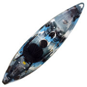 Feelfree Nomad Recreational Kayak Blue Camo