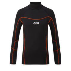 Gill Junior Hydrophobe Top Black