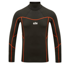 Gill Men's Hydrophobe Top Black