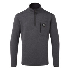 Gill Men's Knit Fleece Ash