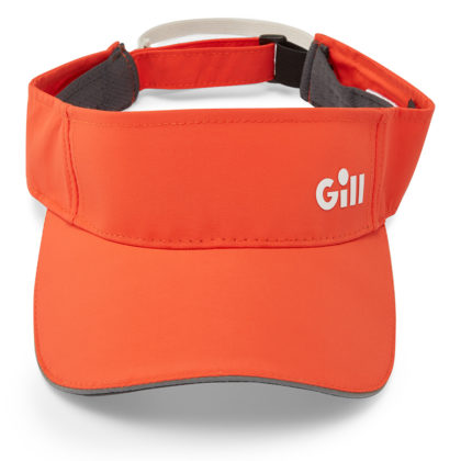 Gill Regatta Visor Orange