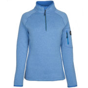 Gill Women's Knit Fleece Light Blue