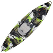 Feelfree Lure 11.5 Overdrive Fishing Kayak Lime Camo